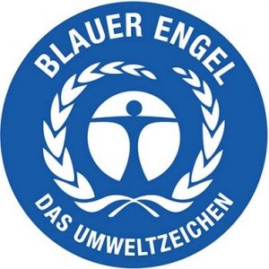 Blauer Engel eco-INSTITUT Bleu Angel Prüfinstitut