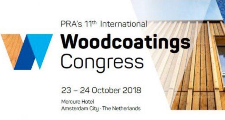 woodcoatings congress amsterdam