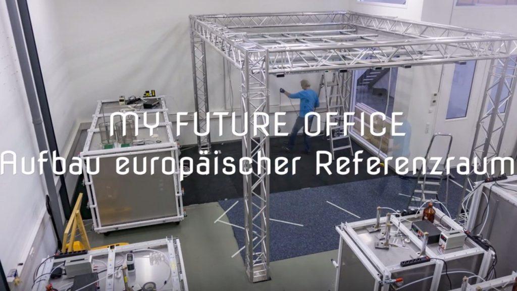 Europäischer Referenzraum My future Office